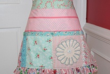 Adorable Aprons / I love aprons... good memories of my grandmother.