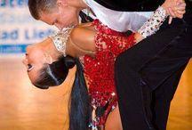 intohimona tanssi