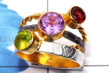 Designer silver rings / wholesale 925 sterling silver designer gemstone rings,made of 925 sterling silver with semiprecious gemstone,handmade silver rings,gold vermeil rings from India.