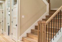 merdiven pervazı