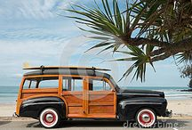 Woody - Surf Wagon / by John Nystul