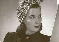1940s Hats and Head-Scarves