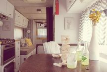 Renovated / Redecorated Campers