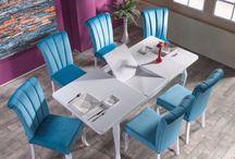 Salon masa takımı