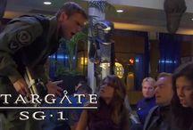 Stargate a sci-fi seriály