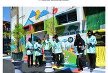 Toyota Eco Youth / Toyota Eco Youth, sebuah gerakan hijau untuk siswa SMA yang bertujuan membangun perspektif generasi muda dan aktif berkontribusi untuk lingkungan dan sekitarnya