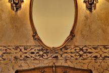 Meditteranean bathrom