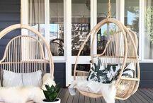 Balkon, taras, ogród