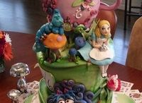Cake, pie, tarts, cookies, sweets! / Cakes, sweets, pies, candy etc.. / by Lola Dombrowski