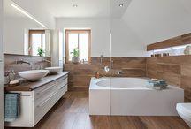 Badezimmer / Ideensammlung für unsere Badezimmer
