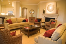family rooms / by Jan Frazier