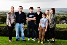 Family Photo Session / Family photo session with a wonderful family