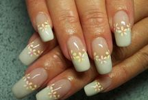 Nail Art / Not only does your wrist and neck must look fabulous, but your hand must do too.