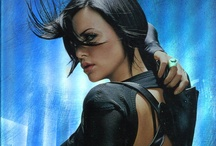 aeon flux & charlize theron