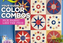 Hot off the Press / This is a collaboration of all RJR Fabrics media coverage. Happy Quilting!