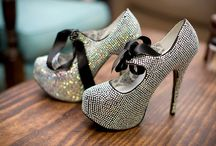 Shoes, shoes and more shoes / by Hope Ashford- Corona
