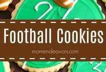 Football + Tailgate Ideas