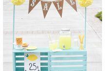 Lemonade Standemonium Ideas