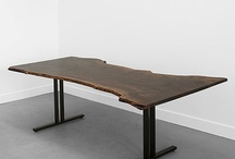 dining tables / by Amy Hirsch