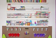 art room organisation