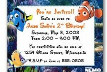 """Baby shower / Baby shower for my dude, Brittany....she's decided on """"Finding Nemo"""" for everything!"""
