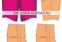 pantalones cagados de mujer