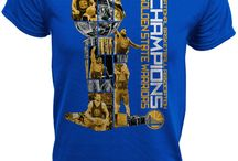 Golden State Warriors / Officially licensed NBA player graphic apparel for all of the Golden State Warriors top players.