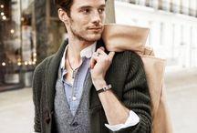 Men's Fashion / by Anita Garcia