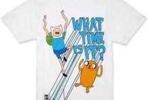 Adventure Time Stuff! / by Bill Netter