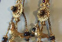 Hellenistic earrings