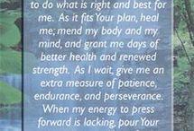 Prayer verses