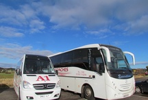 Coach Hire / Coach Hire for Weddings, Golf Events, Private Hire, Hen and Stags