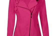 blazers e casacos