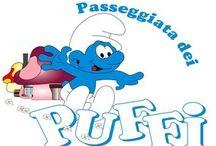 Passeggiata dei Puffi / La Passeggiata dei Puffi viene organizzata dal 1982 a Lancenigo di Villorba (TV), nel mese di aprile.