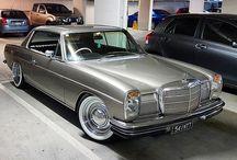 Mercedes Benz w114 / w115