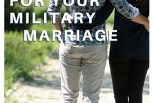 Military Marriage Resources, Support & Encouragement / Resources to keep your military marriage strong or to help your hurting marriage. www.operationwearehere.com/militarymarriage.html