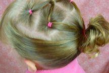 Gymnastics Hair Ideas