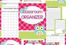 Classroom Organization / Classroom Organization  / by Melissa Lopez