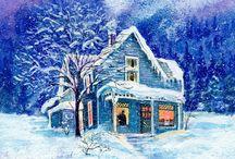 Winter Wonderland / by Frances Farmer