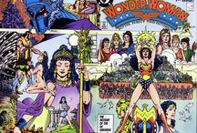 Perez / George Perez art