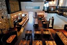 SF Restaurants & Bars / by Melissa Owen