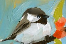 Oiseau couteau