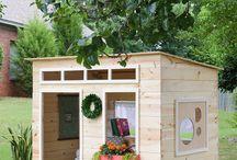 Casa Giardino: casetta