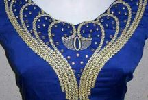 dress neck
