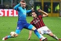 Arsenal vs AC Milan - March 15, 2018 Live on FS1