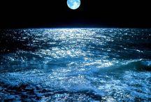 paisagens noturnas