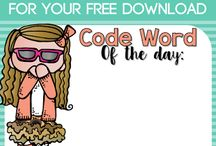 code word day