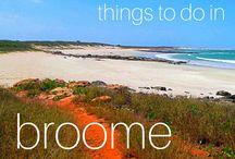 Darwin to Broome