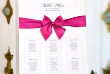 Wedding stationary ideas