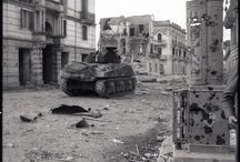 Ortona / Battle of Ortona. December 1943